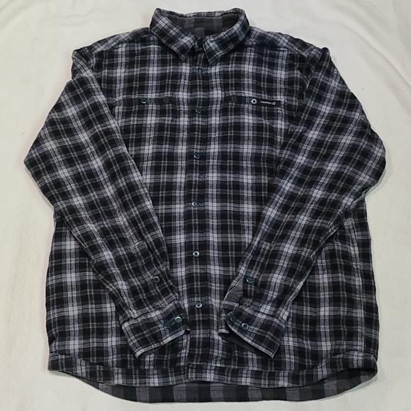 Merrell Other - Merrell Reversible Long Sleeve Shirt Men's Size L